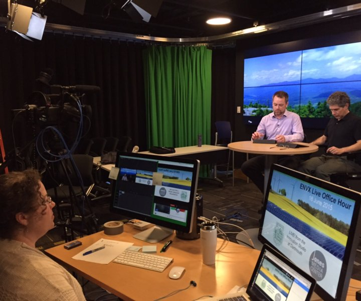 Live Office Hours with Google Hangouts On Air: A Recipe